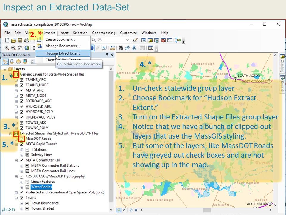 GIS Manual: Collecting GIS Data and Metadata Tutorial