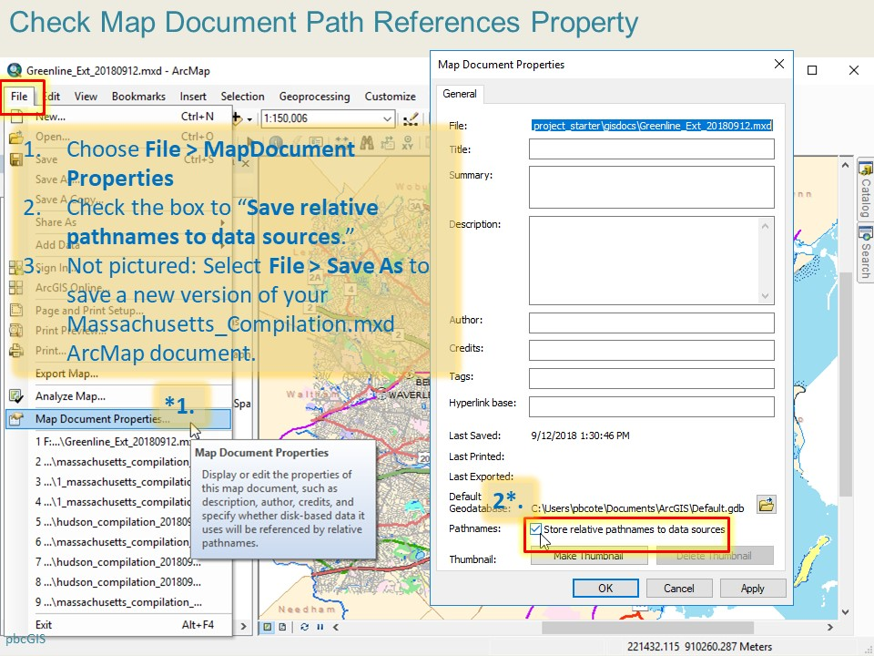 GIS Manual: Collecting GIS Data and Metadata Tutorial