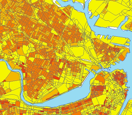 GIS Manual About Census Data - Us census block map
