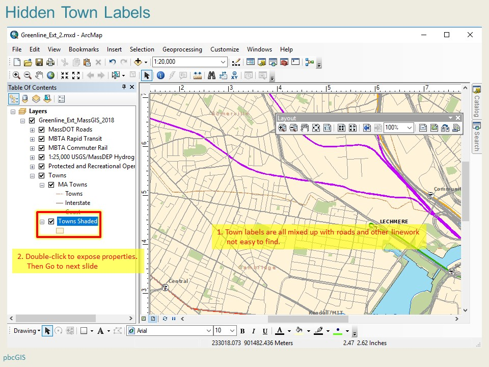 GIS Manual: Spatial Information in Design Culture on