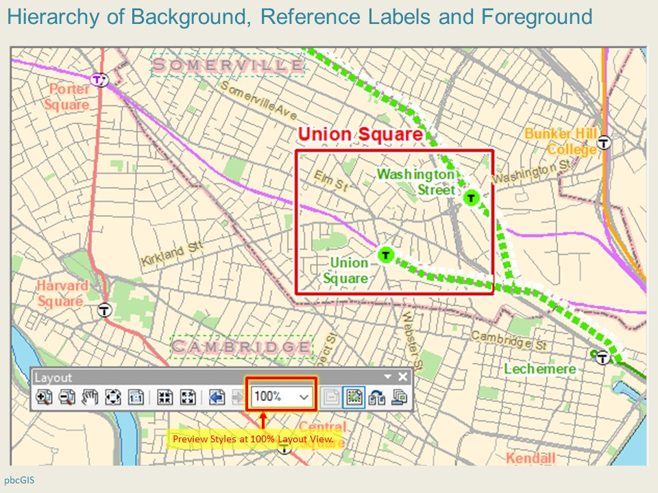 GIS Manual: Spatial Information in Design Culture